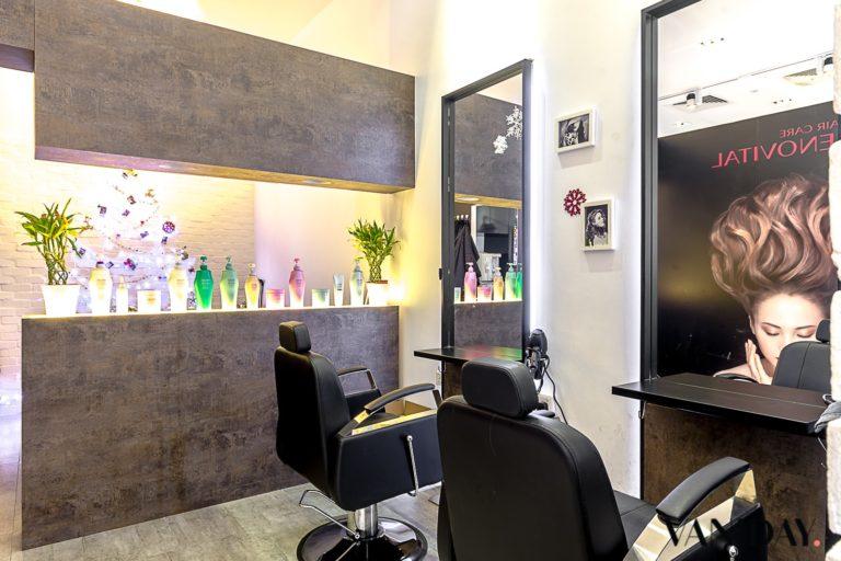 De Arte Hair Studio Singapore